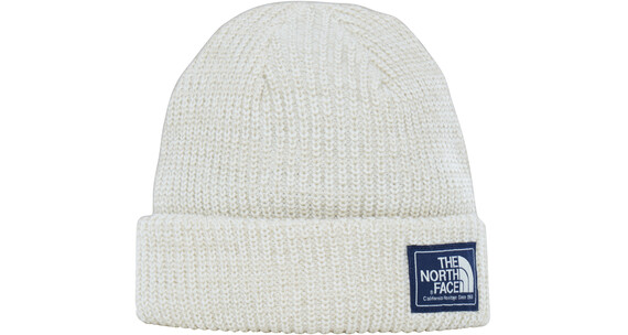 The North Face Salty Dog Beanie Vintage White/Granite Bluff Tan Marl